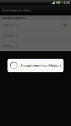 HTC S720e One X - Réseau - utilisation à l'étranger - Étape 12