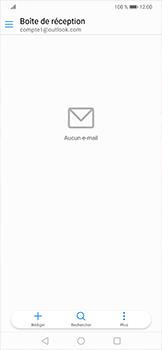 Huawei Mate 20 lite - E-mails - Ajouter ou modifier votre compte Outlook - Étape 3