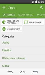LG D390n F60 - Aplicativos - Como baixar aplicativos - Etapa 6