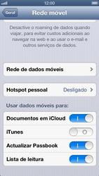 Apple iPhone iOS 6 - Internet (APN) - Como configurar a internet do seu aparelho (APN Nextel) - Etapa 6