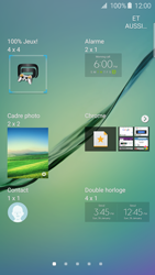 Samsung Galaxy S6 Edge - Applications - Personnaliser l