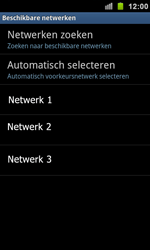 Samsung I9100 Galaxy S II - Buitenland - Bellen, sms en internet - Stap 11