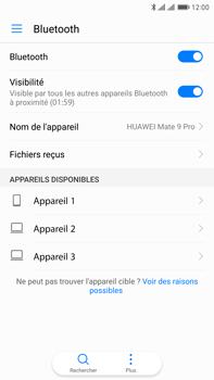 Huawei Mate 9 Pro - Bluetooth - Jumeler avec un appareil - Étape 5
