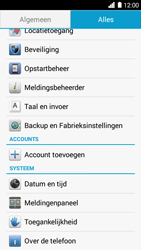 Huawei Ascend G6 - Toestel - Software update - Stap 5