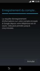 HTC Desire 820 - Premiers pas - Créer un compte - Étape 20