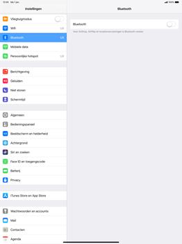 Apple ipad-pro-12-9-inch-2018-model-a1895 - Bluetooth - Aanzetten - Stap 3