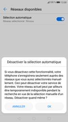 Huawei P9 Lite - Android Nougat - Réseau - utilisation à l'étranger - Étape 10