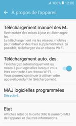 Samsung G389 Galaxy Xcover 3 VE - Appareil - Mises à jour - Étape 6