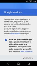 Sony Sony Xperia Z5 (E6653) - E-mail - Handmatig instellen (gmail) - Stap 15