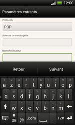 HTC C525u One SV - E-mail - Configuration manuelle - Étape 8