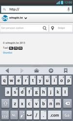 LG E975 Optimus G - Internet - internetten - Stap 14