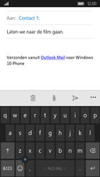 Acer Liquid M330 - E-mail - E-mail versturen - Stap 8