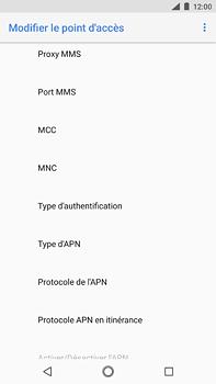 Nokia 6 (2018) - Internet - configuration manuelle - Étape 14