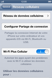 Apple iPhone 4 S - iOS 6 - Internet - configuration manuelle - Étape 7