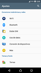 Sony Xperia XA1 - Mensajería - Configurar el equipo para mensajes multimedia - Paso 4