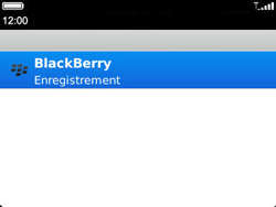 BlackBerry 9320 Curve - Paramètres - Reçus par SMS - Étape 11