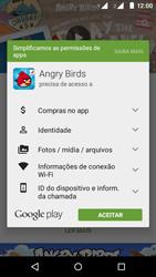 Motorola Moto E (2ª Geração) - Aplicativos - Como baixar aplicativos - Etapa 17