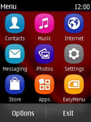 Nokia Asha 300 - Voicemail - Manual configuration - Step 3
