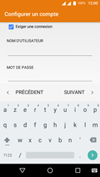Wiko U-Feel Lite - E-mail - Configuration manuelle - Étape 22