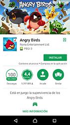 Sony Xperia XZ - Android Nougat - Aplicaciones - Descargar aplicaciones - Paso 17