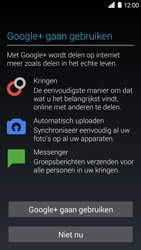 Huawei Ascend G6 - Applicaties - Account aanmaken - Stap 12