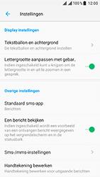 ZTE Blade V8 - SMS - handmatig instellen - Stap 5