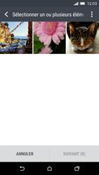 HTC One M9 - Photos, vidéos, musique - Envoyer une photo via Bluetooth - Étape 9