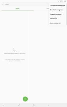 Samsung galaxy-tab-a-10-5-sm-t595 - Voicemail - Handmatig instellen - Stap 5