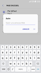 Samsung Galaxy J3 (2017) - Internet - configuration manuelle - Étape 28