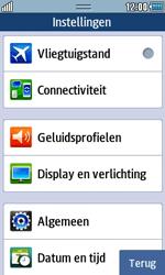 Samsung S5250 Wave 525 - Internet - handmatig instellen - Stap 5