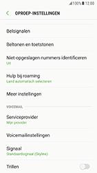 Samsung Galaxy S7 - Android Nougat - Voicemail - handmatig instellen - Stap 7