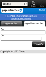 HTC T328e Desire X - Internet - Navigation sur Internet - Étape 11