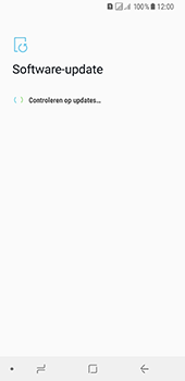Samsung Galaxy A8 (2018) (SM-A530F) - Software updaten - Update installeren - Stap 6