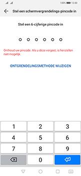 Huawei Mate 20 Pro - Beveiliging - stel in of wijzig pincode voor je toestel - Stap 6