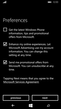 Microsoft Lumia 640 XL - Applications - Downloading applications - Step 20