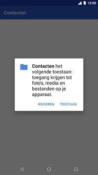 Nokia 6.1 - Contactgegevens overzetten - delen via Bluetooth - Stap 7