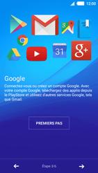 Sony Xperia M4 Aqua - Premiers pas - Créer un compte - Étape 6