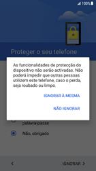 Samsung Galaxy S7 - Android Nougat - Primeiros passos - Como ligar o telemóvel pela primeira vez -  14