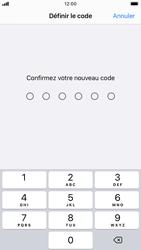 Apple iPhone 8 - iOS 13 - Sécurité - activéz le code PIN de l'appareil - Étape 7