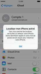 Apple iPhone 5 iOS 10 - Device maintenance - Back up - Étape 9