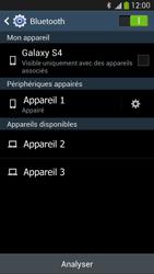Samsung I9505 Galaxy S IV LTE - Bluetooth - connexion Bluetooth - Étape 10