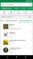 Google Pixel 2 - Aplicativos - Como baixar aplicativos - Etapa 11