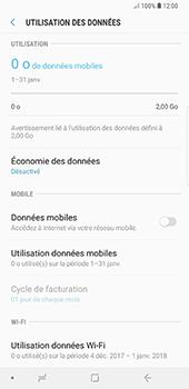 Samsung Galaxy Note9 - Internet - Désactiver les données mobiles - Étape 7
