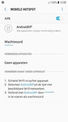 Samsung galaxy-a5-2017-android-oreo - WiFi - Mobiele hotspot instellen - Stap 12