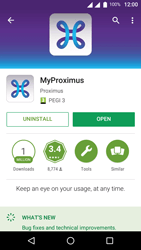 Wiko U-Feel Lite - Applications - MyProximus - Step 9