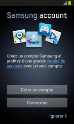 Samsung Galaxy S2 - Premiers pas - Créer un compte - Étape 5