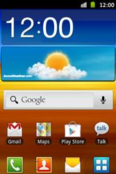 Samsung S6500D Galaxy Mini 2 - Internet - handmatig instellen - Stap 2