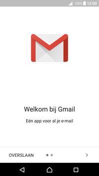 Sony Xperia Z5 Premium - Android Nougat - E-mail - e-mail instellen (gmail) - Stap 5
