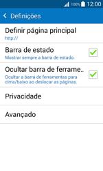 Samsung Galaxy Trend 2 Lite - Internet no telemóvel - Como configurar ligação à internet -  21