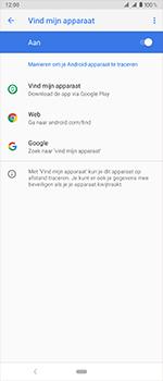 Sony Xperia 1 - Beveiliging en privacy - zoek mijn mobiel activeren - Stap 7